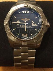 Breitling Aerospace: Limited Edition Qantas + Airbus 380 watch