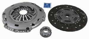 Sachs Clutch Kit 3000 951 104 fits VW LT 28-35 II 2DB, 2DE, 2DK 2.5 TDI