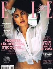 ELLE France 29 June 2018 IRINA SHAYK Monica Lewinsky CATHY GUETTA @New@