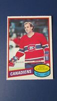 GUY LAFLEUR   1980-81  O-PEE-CHEE  # 10  OPC  MONTREAL  CANADIENS   MINT   1980
