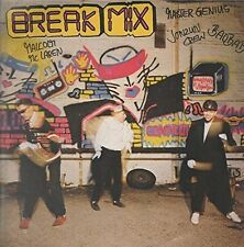 Break Mix (1984) Master Genius, Malcolm McLaren, INDEEP, Jonzun Crew... LP []