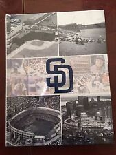 2016 San Diego Padres Hall of Fame Coffee Table Book