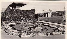 Postcard - Hastings - Floral Clock. White Rock Gardens