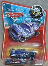 Disney Pixar Cars Diecast Race Damaged Mood Springs Piston Cup Final Lap