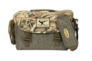 Avery Finisher 2.0 Blind Bag Mossy Oak Blades Camo Duck Greenhead Gear Pack