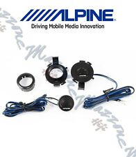 ALPINE SXE-1006TW COPPIA TW TWEETER 280W 30mm FILTRO INCLUSO + SUPPORTI