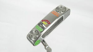NEW SCOTTY CAMERON TOUR SUPER RAT 1 GSS INLAY NAKED 360G PUTTER #288442