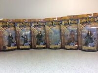 Harry Potter MATTEL PHILOSOPHERS STONE Action/Poseable Figures - NEW, You Choose