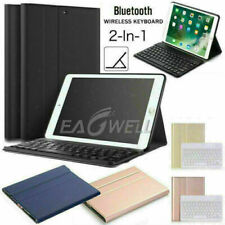 For iPad 2 3 4 [ A1458 A1459 A1460 ] Wireless Keyboard Leather Smart Cover Case
