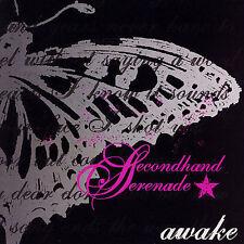 Secondhand Serenade - Awake CD ( 2007, Emo Rock )