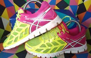 Asics Gel Lyte Trainers Womens Running  UK6 EU39.5