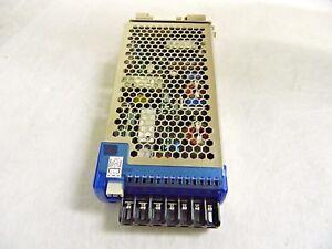 Omron DIN Rail Power Supply 100W 4.50A 240VAC Input 24VDC Output S8VM-10024AD