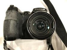 Fujifilm FinePix S1500 10.0MP Digital Camera - Black
