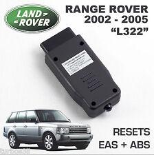 Range Rover L322 EAS Suspensión De Aire. herramienta de restablecimiento de ABS Kicker culpa claro activar