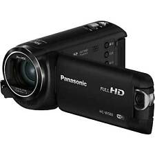7404-27n Panasonic Hc-w580 camcorder Schwarz