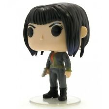 Funko Pop 393 Movies Ghost in The Shell Major (black Jacket) 9 Cm