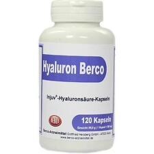 HYALURON Berco Injuv Kapseln 120 St