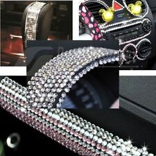 918Pcs DIY Car Styling Crystal Rhinestone Sticker Decor Phone Decal Accessories