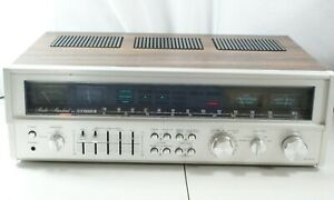 Vintage Fisher Studio Standard Stereo Receiver RS-2010 Works
