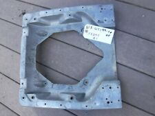 2006 YAMAHA VENTURE RS snowmobile parts: REINFORCEMENT FRAME REAR 1-8FA-W2199-10