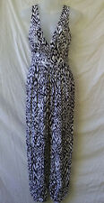 Forever New Sz 6 Womens Playsuit Jumpsuit Full Length Casual Evening Beach Party