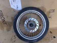 roue avant gilera gsm hak 50 avant 2002 17 pouces supermotard