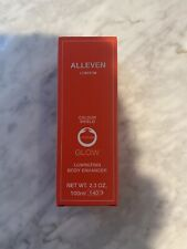 ALLEVEN London Colour Glow Luminizing Body Enhancer Pearl BNIB