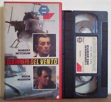 VHS FILM Ita Guerra I GUERRIERI DEL VENTO cannon multivision ex nolo no dvd(VH30