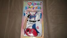 TY gear for beanie kids BASEBALL new in package