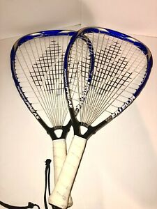 ektelon racquetball racquet Set. (pair)