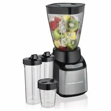Kitchen Countertop Blender 650W Personal Drink Blending Fruit Smoothie Maker