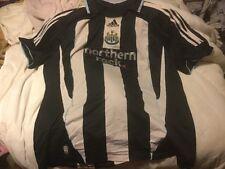 Newcastle United (England) Home Football Shirt XL
