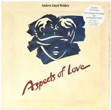 Aspects of Love  Andrew Lloyd Webber Vinyl Record