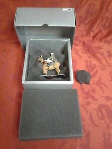 htf Thomas Gunn SS010A Cavalry Soldier german ww2 ss trooper horse winter figure