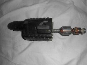 Bosch GBH 24 VRE Bohrfutter mit Getriebe, Schnellspannbohrfutter, Ersatzteile