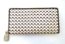Anya Hindmarch Long Wallet with Round Zipper