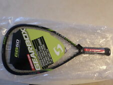 "GEARBOX GB 50 RACQUETBALL RACQUET 190 g. 1 Yr warranty Authorized 3 5/8"" grip"
