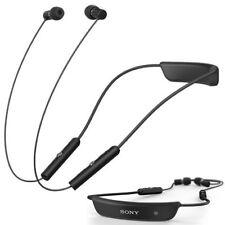 NEW GENUINE SONY SBH-80 STEREO BLUETOOTH EARPHONES HEADSET BLACK UNIVERSAL SBH80