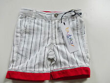 BNWT BYBLOS MINI CLUB BABY BOYS LUXURY SHORTS 0-3 MONTHS MESES MOIS