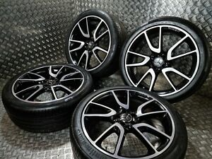 "Genuine OEM Mercedes GLC 43 AMG 21"" Alloy Wheels W253 X253 C253 Coupe Night"