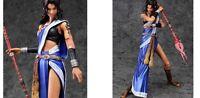 Square Enix Final Fantasy XIII: Play Arts Kai: Oerba Yun Fang Figure Loose
