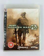 PS3 Call of Duty Modern Warfare 2 (2009), UK Pal, Brand New & Factory Sealed