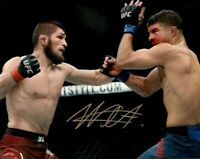 Khabib Nurmagomedov Autographed Signed 8x10 Photo ( UFC ) REPRINT