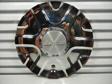 Lexani Wheels Chrome Custom Wheel Center Caps JOHNSON-8H/MS-CAP-L139 (1)