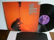 U2 - Under A Blood Red Sky IMA 3 UK LP  1983 Island