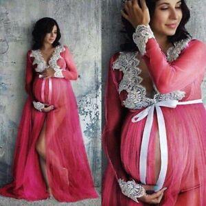 Vestido Para Fotos Maternidad Vestidos Casual Para Embarazadas Ropa De Embarazo