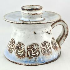 BOUGEOIR Céramique BORIS KASSIANOFF à VALLAURIS 50/60/ceramic/capron/thiry...