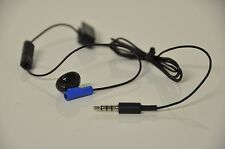 Original Sony PlayStation 4 PS4 Chat Headset Earbud Microphone Earpiece Clip