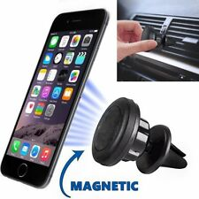 Magnetic Car Mount Dash Air Vent Stand GPS Cell Phone Holder iPhone 6s 8 7 Plus