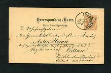 Österreich P45 aus Innsbruck 1885   (EB-10)